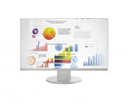 "Monitor LED 24"" Eizo FlexScan EV2450-GY"