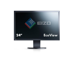 "Monitor LED 24"" Eizo FlexScan EV2416WFS3-BK"