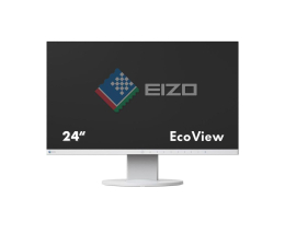"Monitor LED 24"" Eizo FlexScan EV2450-WT"