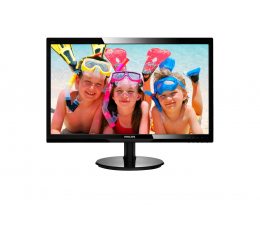 "Monitor LED 24"" Philips 246V5LDSB/00"