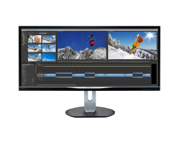 "Monitor LED 32"" i większy Philips BDM3470UP/00"