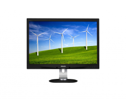 "Monitor LED 24"" Philips 240B4QPYEB/00 czarny"