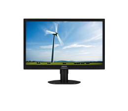 "Monitor LED 24"" Philips 241S4LCB/00"