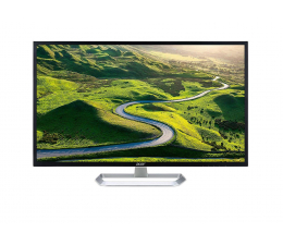 """Monitor LED 32"""" i większy Acer EB321HQUAWIDP biało-czarny"""