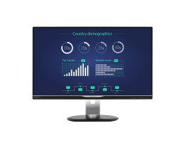 "Monitor LED 24"" Philips 258B6QUEB/00"