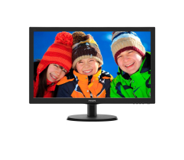 "Monitor LED 22"" Philips 223V5LHSB/00"
