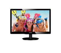 """Monitor LED 21"""" i mniejszy Philips 200V4LAB2/00"""