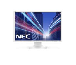"""Monitor LED 24"""" Nec MultiSync E245WMi biały"""