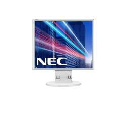"""Monitor LED 21"""" i mniejszy Nec MultiSync E171M biały"""