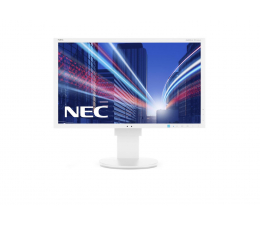 "Monitor LED 22"" Nec MultiSync EA224WMi biały"