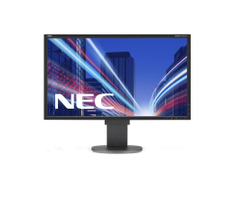 "Monitor LED 22"" Nec MultiSync EA223WM czarny"
