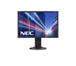 "Monitor LED 22"" Nec MultiSync E223W czarny"