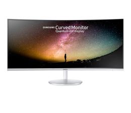 """Monitor LED 32"""" i większy Samsung C34F791WQUX Curved Quantum Dot"""