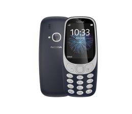 Smartfon / Telefon Nokia 3310 Dual SIM granatowy