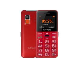 Smartfon / Telefon myPhone Halo EASY czerwony