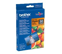 Papier do drukarki Brother Papier fotograficzny glossy 50 szt. (10x15CM 260G)