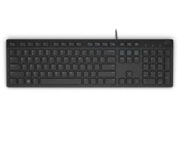 Klawiatura  przewodowa Dell KB216-B QuietKey USB (czarna)