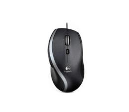 Myszka przewodowa Logitech M500 Corded czarna USB