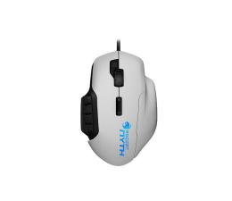 Myszka przewodowa Roccat Nyth Modular MMO Gaming Mouse (biała)