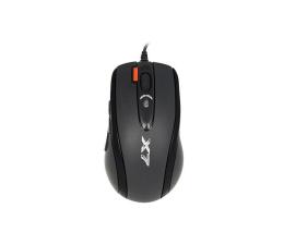 Myszka przewodowa A4Tech X710 XGame Extra Fire czarna USB