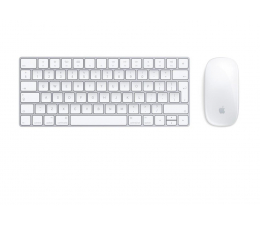 Zestaw klawiatura i mysz Apple Apple Magic Keyboard + Magic Mouse 2