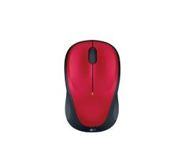 Myszka bezprzewodowa Logitech M235 czerwona