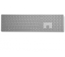 Klawiatura bezprzewodowa Microsoft Surface Keyboard Bluetooth szary