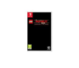 Gra na Switch Switch LEGO Ninjago Movie Videogame