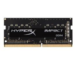 Pamięć RAM SODIMM DDR4 HyperX 8GB 2400MHz Impact Black CL14 1.2V