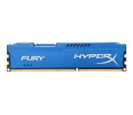 Pamięć RAM DDR3 HyperX 4GB 1600MHz Fury Blue CL10