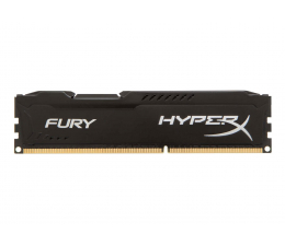 Pamięć RAM DDR3 HyperX 8GB 1600MHz Fury Black CL10