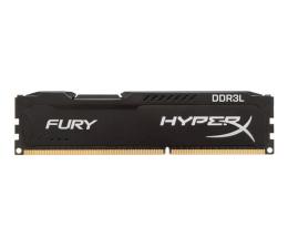 Pamięć RAM DDR3 HyperX 8GB 1600MHz Fury Black LV CL10