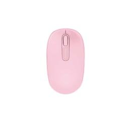Myszka bezprzewodowa Microsoft 1850 Wireless Mobile Mouse (różowa)