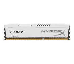 Pamięć RAM DDR3 HyperX 8GB (1x8GB) 1600MHz CL10 Fury White