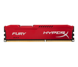 Pamięć RAM DDR3 HyperX 4GB 1600MHz Fury Red CL10