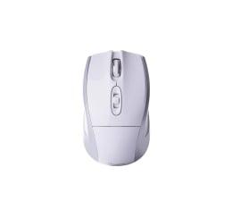 Myszka bezprzewodowa SHIRU Wireless Silent Mouse (Biała)