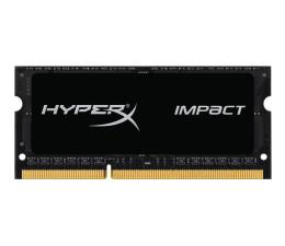 Pamięć RAM SODIMM DDR3 HyperX 8GB 1600MHz Impact Black CL9 1.35V