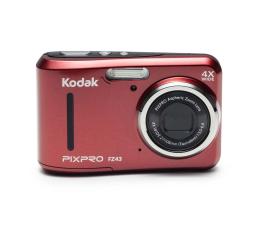 Aparat kompaktowy Kodak FZ43 czerwony