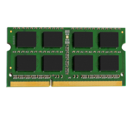 Pamięć RAM SODIMM DDR3 Kingston 8GB 1600MHz DDR3L CL11 1.35V