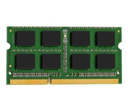 Pamięć RAM SODIMM DDR3 Kingston Pamięć dedykowana 4GB 1600MHz 1.5V