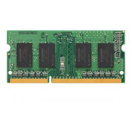 Pamięć RAM SODIMM DDR3 Kingston Pamięć dedykowana 4GB 1333MHz 1.5V