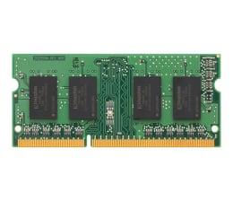 Pamięć RAM SODIMM DDR3 Kingston Pamięć dedykowana 4GB 1600MHz 1.35V