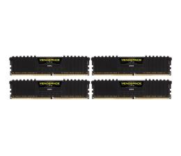 Pamięć RAM DDR4 Corsair 64GB 2400MHz Vengeance LPX Black CL16 (4x16384)