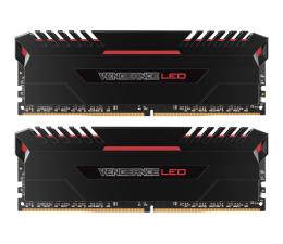 Pamięć RAM DDR4 Corsair 32GB 2666MHz Vengeance LED Red CL16 (2x16384)