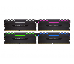 Pamięć RAM DDR4 Corsair 32GB 3333MHz Vengeance RGB LED (4x8GB)