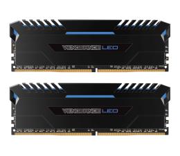 Pamięć RAM DDR4 Corsair 32GB 3000MHz Vengeance Blue LED CL15 (2x16GB)