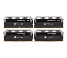 Pamięć RAM DDR4 Corsair 32GB 4000MHz Dominator PLATINUM CL19 (4x8GB)