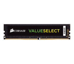 Pamięć RAM DDR4 Corsair 8GB (1x8GB) 2400MHz CL16 ValueSelect