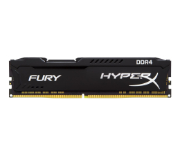 Pamięć RAM DDR4 HyperX 16GB 2400MHz Fury Black CL15