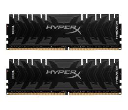 Pamięć RAM DDR4 HyperX 32GB (2x16GB) 3000MHz CL15 Predator Black